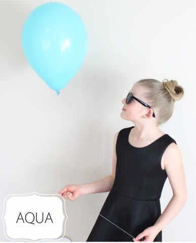 Aqua Balloon - CoCa LeNa Candy Shop Port Washington