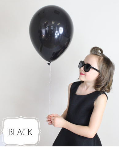 Black Balloon - CoCa LeNa Candy Shop Port Washington