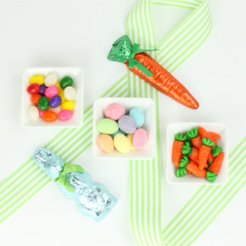 Bunny & Carrot Easter Box - CoCa LeNa Candy Shop Port Washington