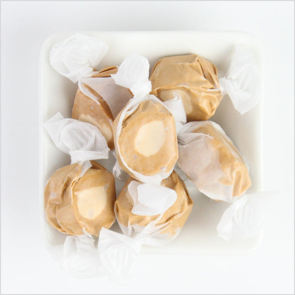 Caramel Saltwater Taffy - CoCa LeNa Candy Shop Port Washington