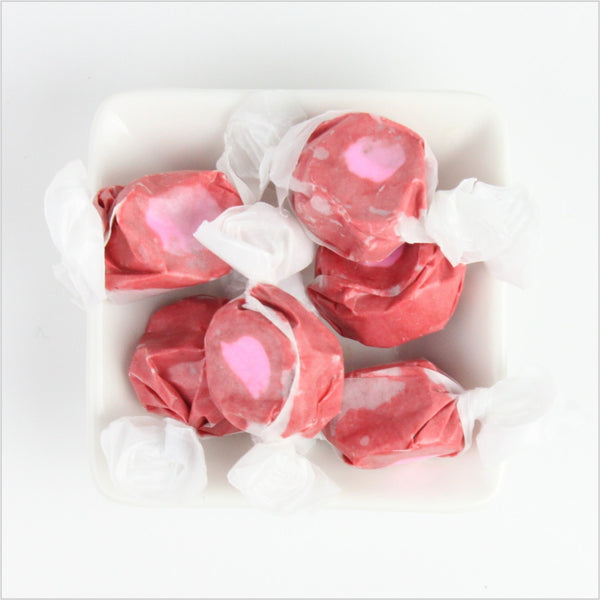 Cherry Saltwater Taffy - CoCa LeNa Candy Shop Port Washington