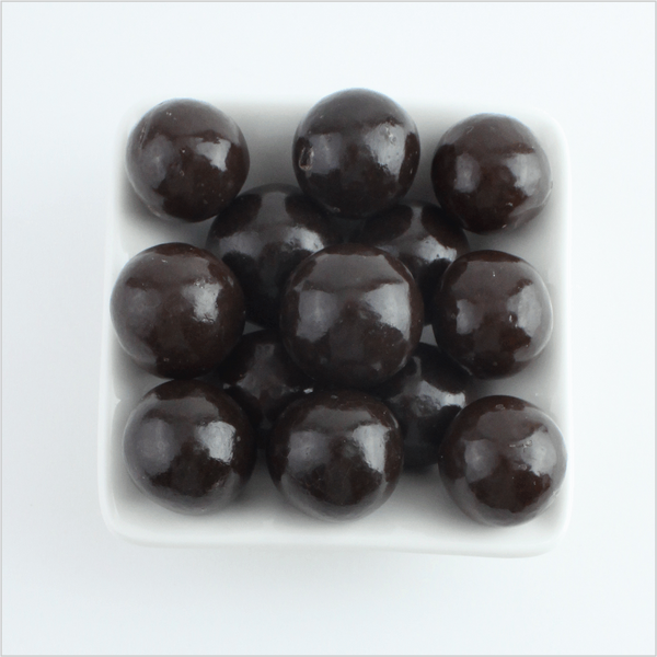 Dark Chocolate Malt Balls - CoCa LeNa Candy Shop Port Washington