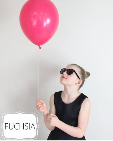 Fuchsia Balloon