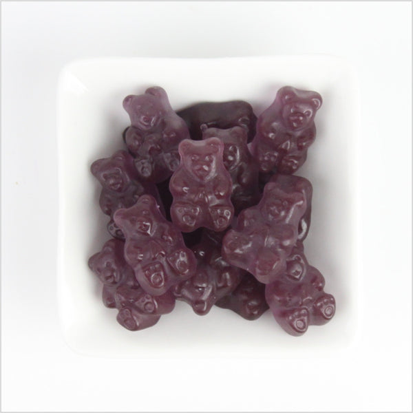 Grape Gummy Bears - CoCa LeNa Candy Shop Port Washington