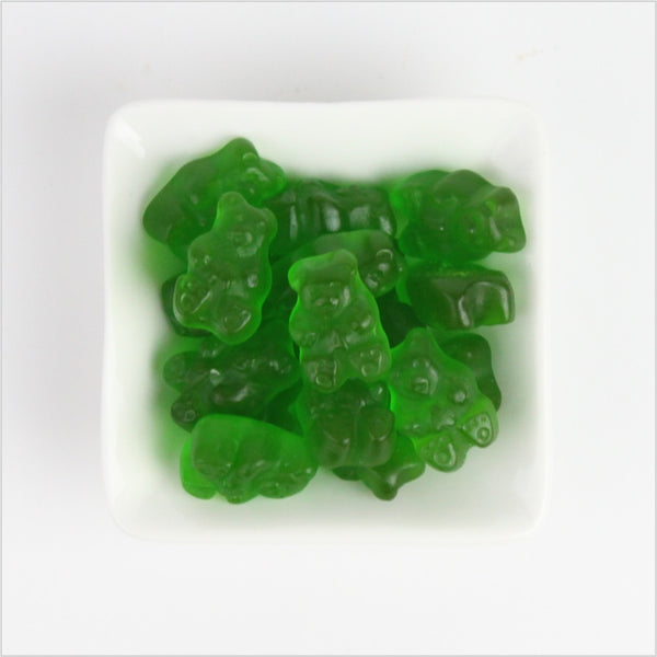 Green Apple Gummy Bears - CoCa LeNa Candy Shop Port Washington