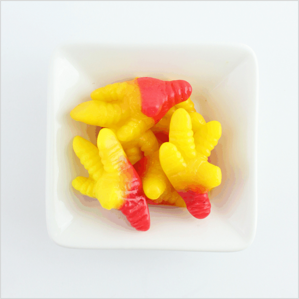 Gummy Chicken Feet - CoCa LeNa Candy Shop Port Washington