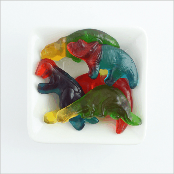 Gummy Dinosaurs - CoCa LeNa Candy Shop Port Washington