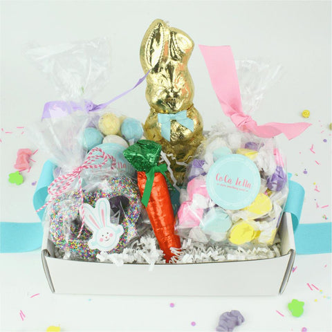 Hip Hoppin' Easter Box - CoCa LeNa Candy Shop Port Washington