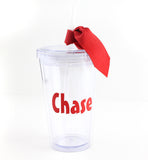 Personalized Kids Acrylic Cup - CoCa LeNa Candy Shop Port Washington