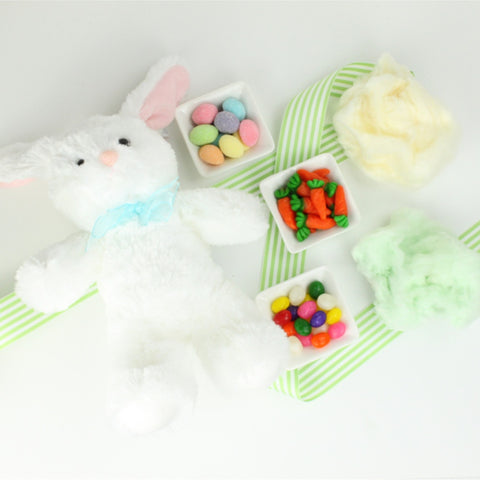 Fluffy Bunny Easter Box - CoCa LeNa Candy Shop Port Washington