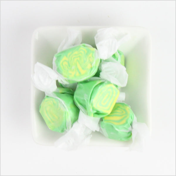 Lemon Lime Saltwater Taffy - CoCa LeNa Candy Shop Port Washington