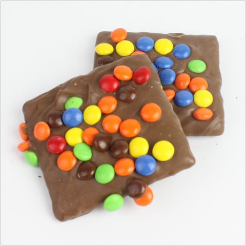M & M Chocolate Dipped Graham Crackers - CoCa LeNa Candy Shop Port Washington