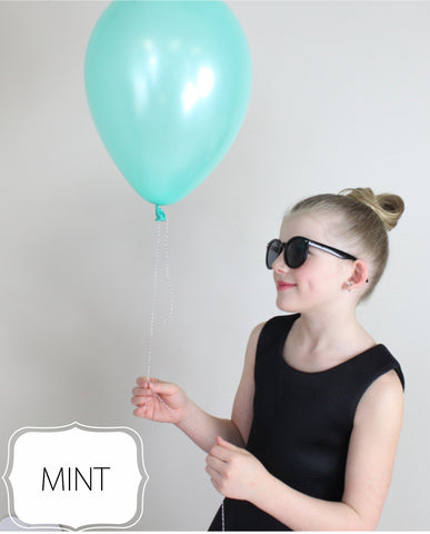 Mint Balloon - CoCa LeNa Candy Shop Port Washington