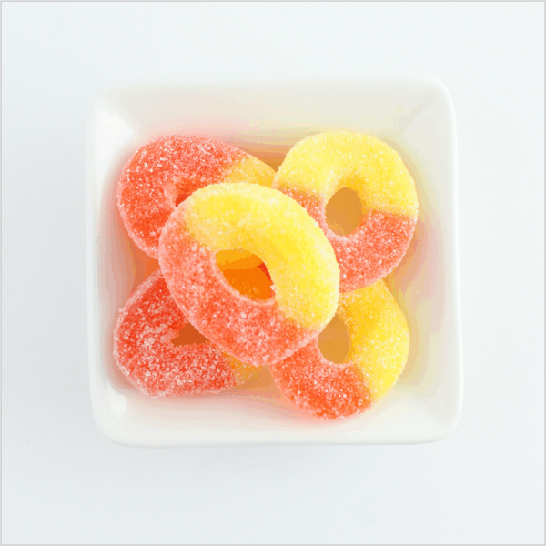 Peach Rings - CoCa LeNa Candy Shop Port Washington