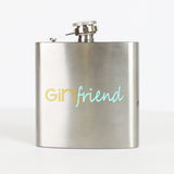 Personalized Flask - CoCa LeNa Candy Shop Port Washington