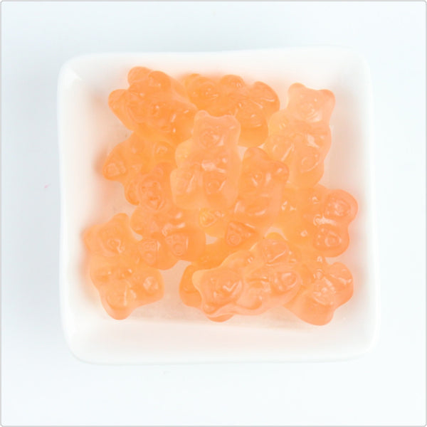 Pink Grapefruit Gummy Bears - CoCa LeNa Candy Shop Port Washington