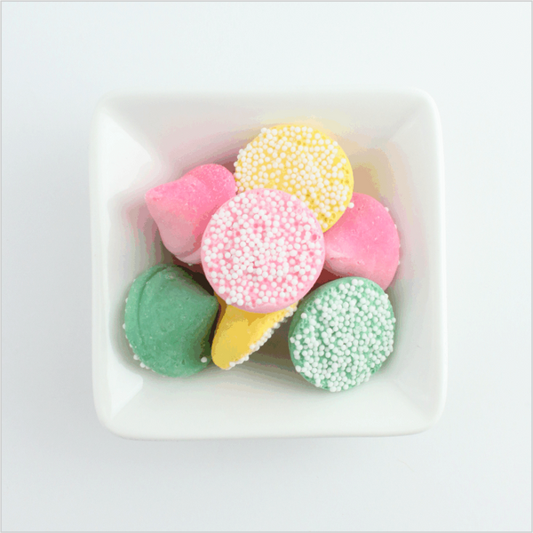 Pastel Smooth & Melty Mints - CoCa LeNa Candy Shop Port Washington
