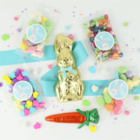 Some Bunny Loves You Easter Box - CoCa LeNa Candy Shop Port Washington