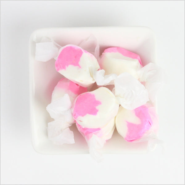 Strawberry & Cream Saltwater Taffy - CoCa LeNa Candy Shop Port Washington