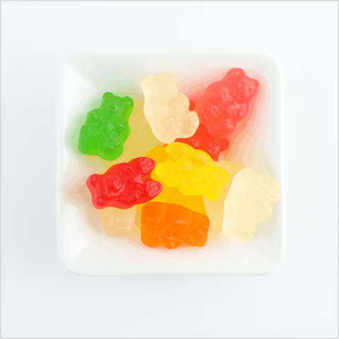 Jam packed with all the juicy flavors of Classic Gummy Bears, yet sugar free