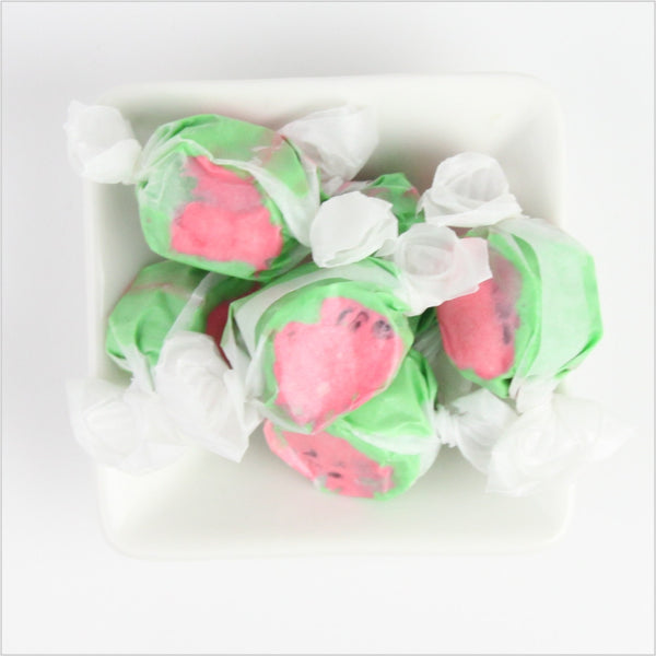 Watermelon Saltwater Taffy - CoCa LeNa Candy Shop Port Washington