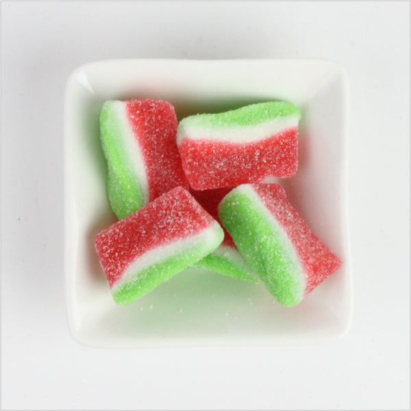 Watermelon Wedges - CoCa LeNa Candy Shop Port Washington