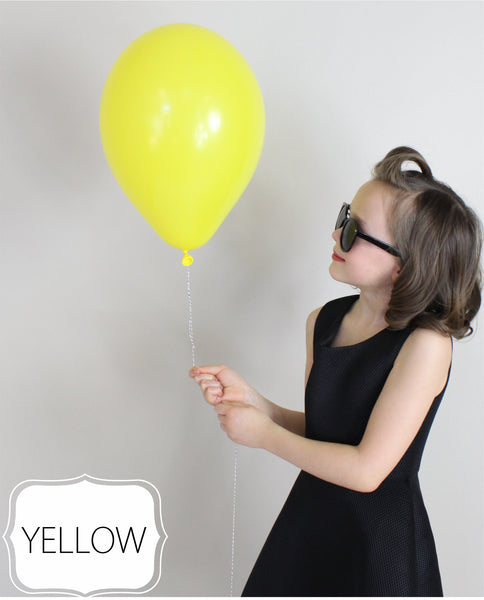 Yellow Balloon - CoCa LeNa Candy Shop Port Washington