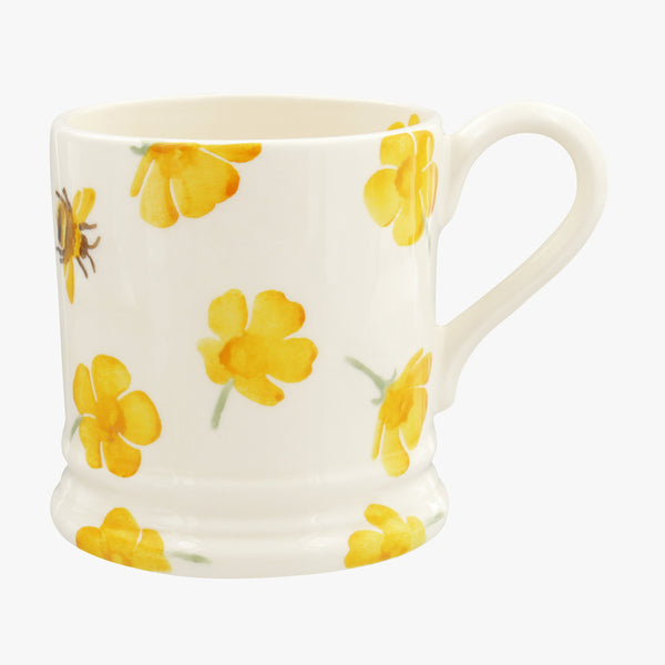 Emma Bridgewater 1/2 pint Buttercup Scattered Mug