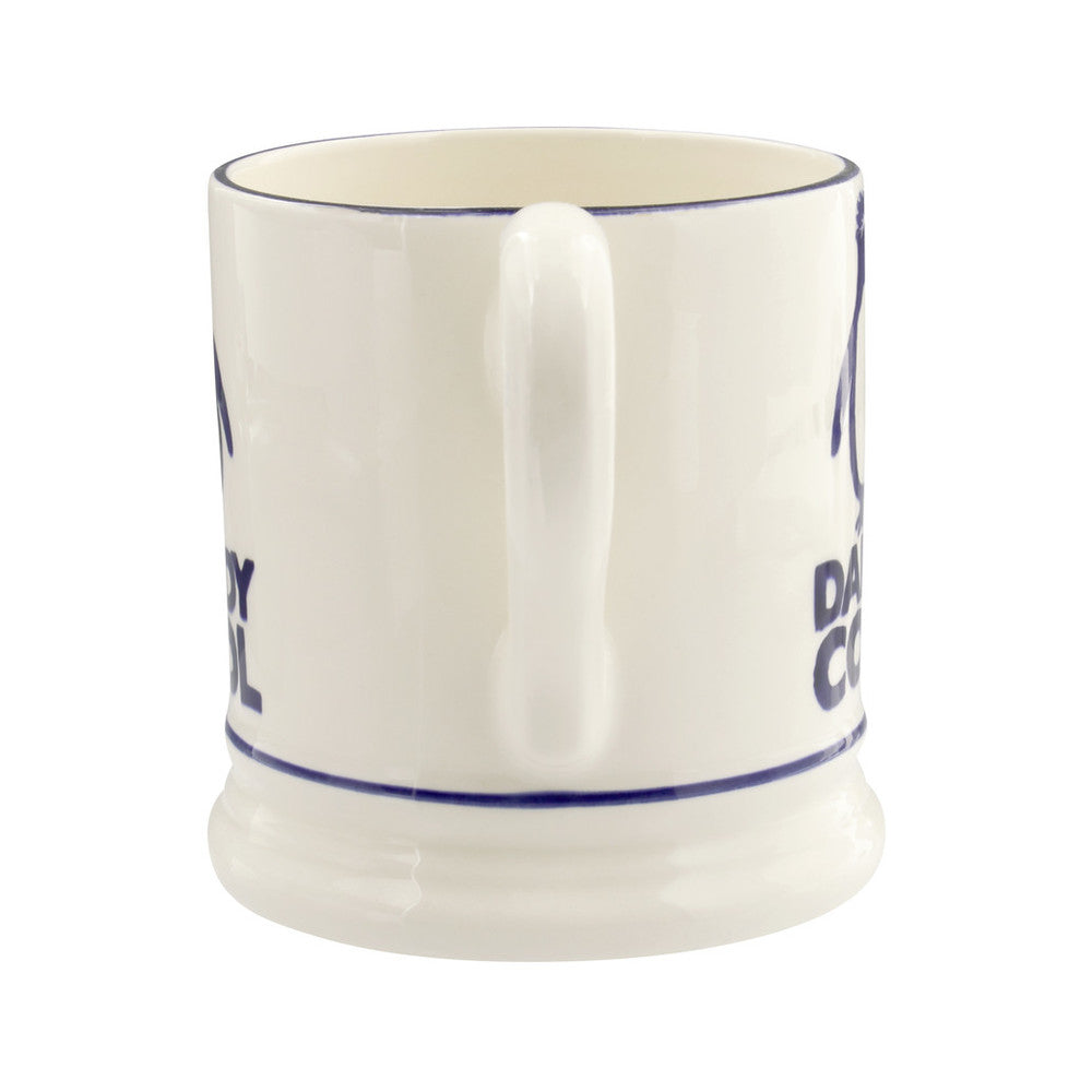 Emma Bridgewater 1/2 pint Daddy Cool Mug
