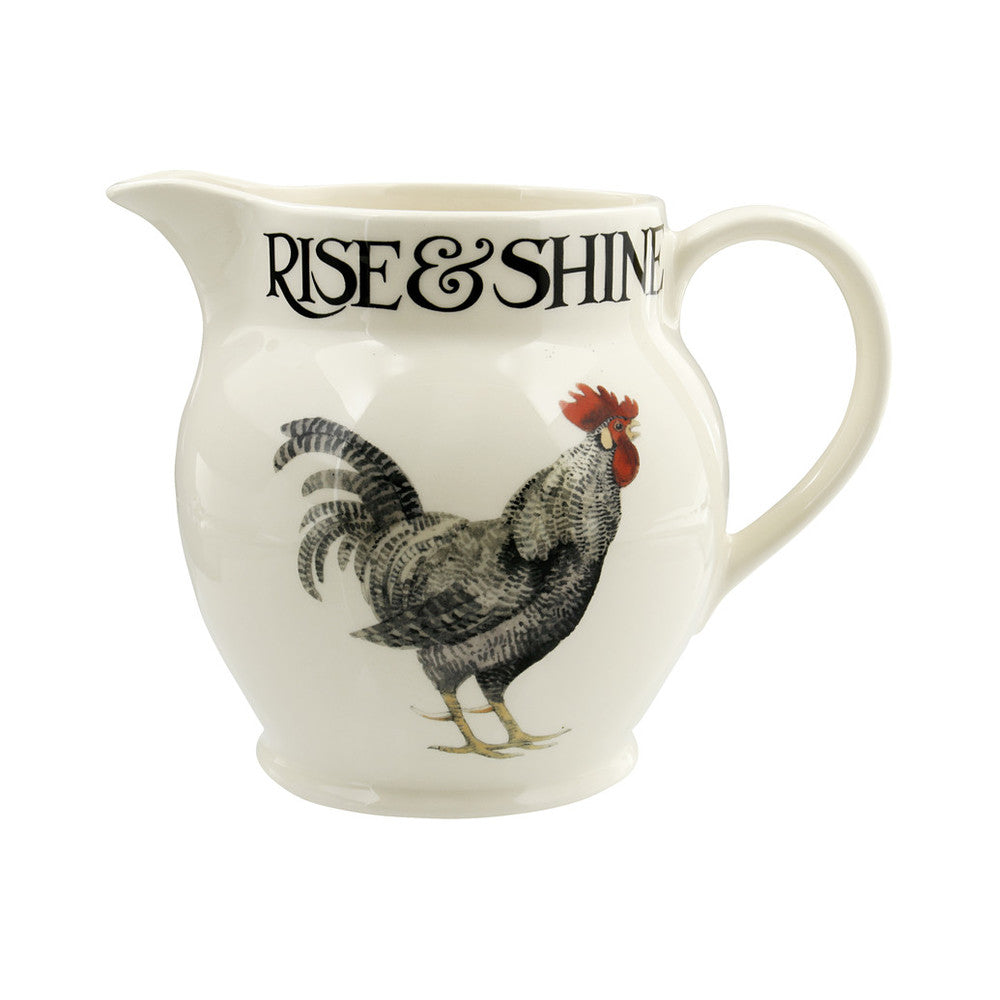 Emma Bridgewater 1 and 1/2 pint Rise and Shine Jug