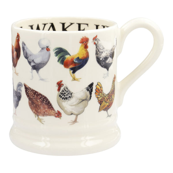 Emma Bridgewater 1/2 pint Hen and Toast Mug