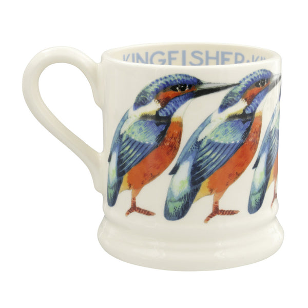 Emma Bridgewater 1/2 pint Kingfisher Mug