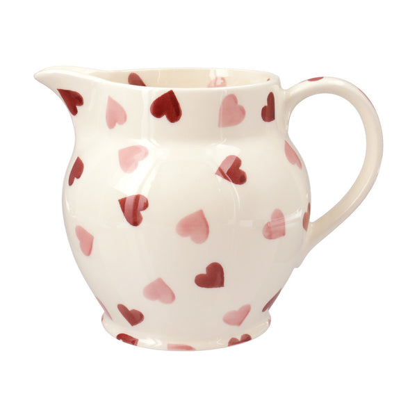 Emma Bridgewater 1 and 1/2 pint Hearts Jug