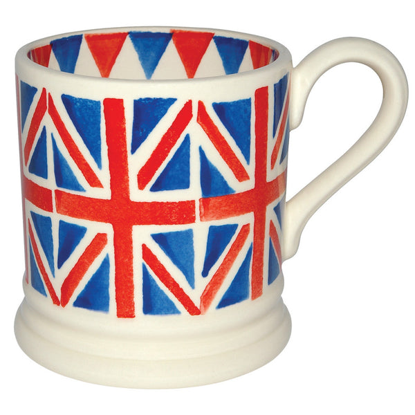 Emma Bridgewater 1/2 pint Union Jack Mug
