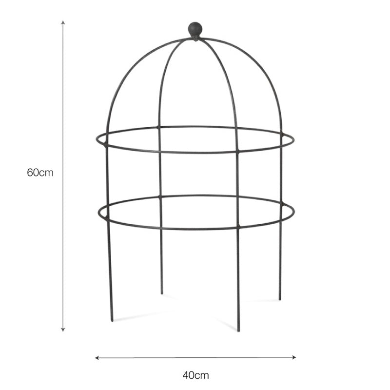 Barrington domed plant support - small