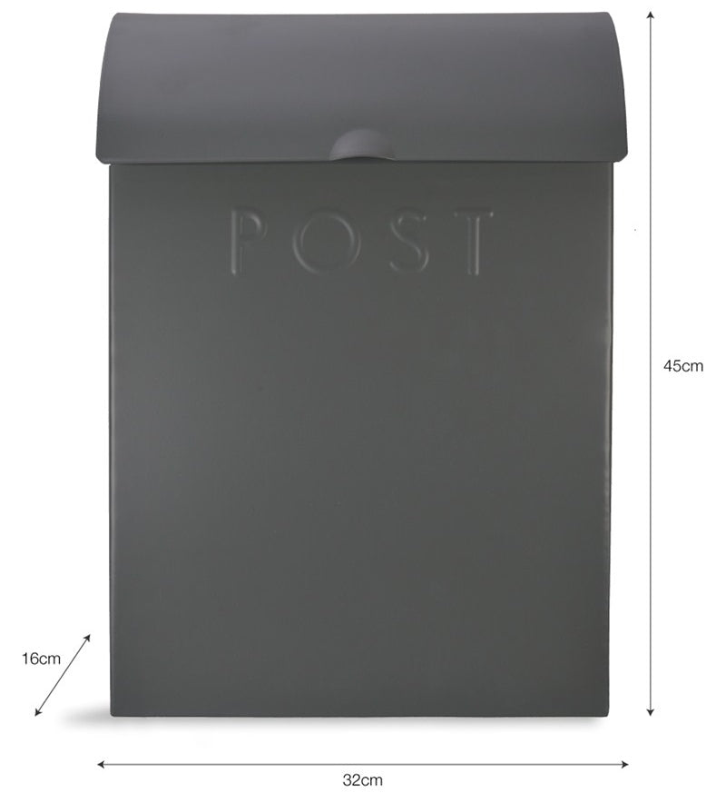 Post box - extra large