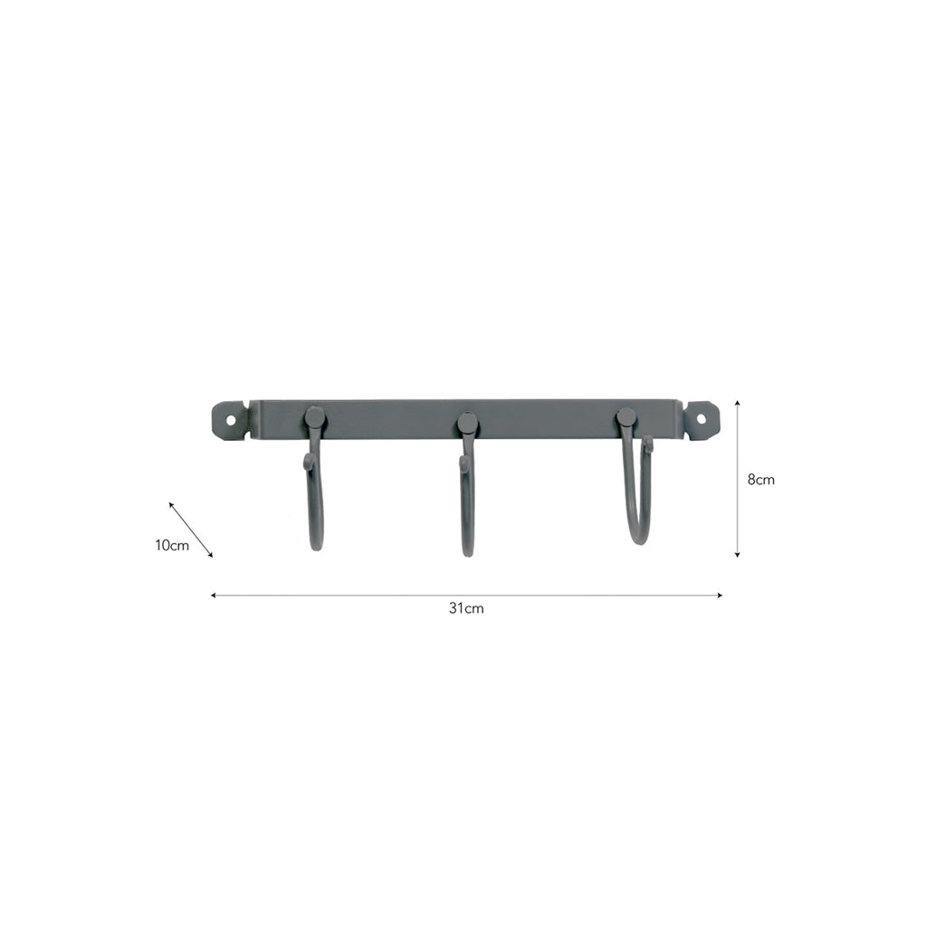 Hook Rail - small