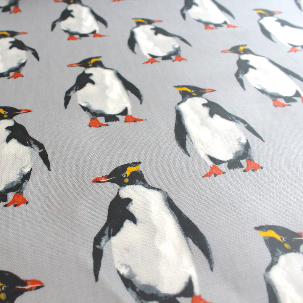 Penguins - Matt Oilcloth