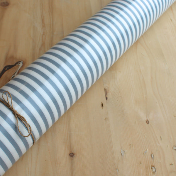 Big Stripe Oilcloth