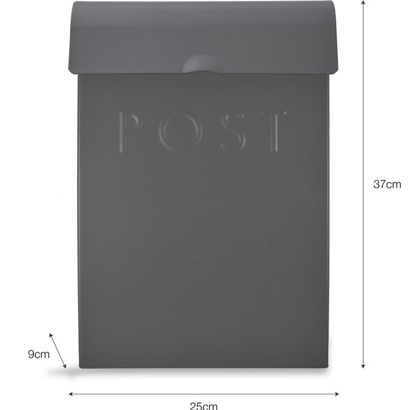 Post box - 2 colourways
