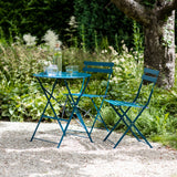 Rive Droit Bistro Set - Teal