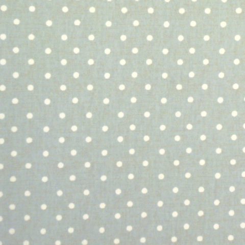 Vintage Spot Matt Oilcloth - 2 colourways
