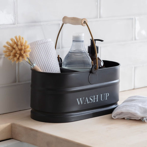 Washing Up Tidy - Carbon