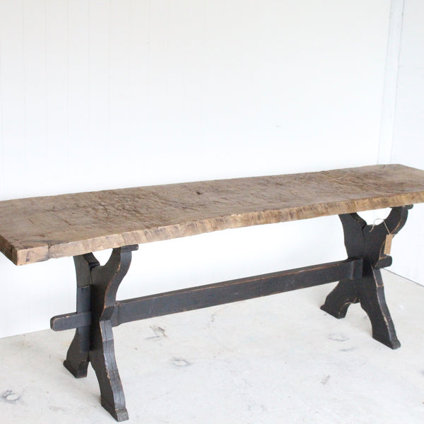 Hungarian Butchers Block Table