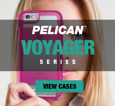 Pelican Voyager Phone Case Series