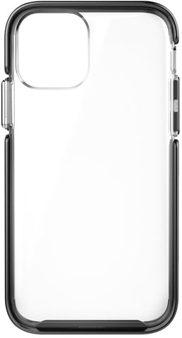 Ambassador Case for Apple iPhone 11 Pro - Clear Black Silver