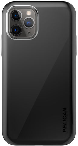Mogul Case for Apple iPhone 11 Pro - Black Silver
