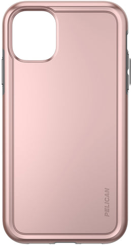 Adventurer Case for Apple iPhone 11 - Rose Gold/Gray