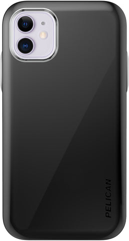 Mogul Case for Apple iPhone 11 - Black Silver