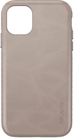Traveler Case for Apple iPhone 11 - Taupe